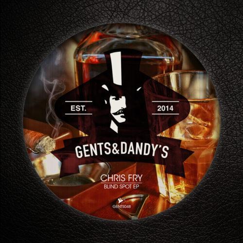 GENTS048 Chris Fry - Blind Spot EP