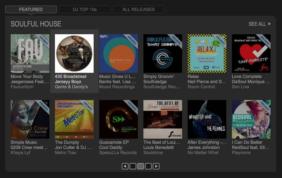 Official release GENTS009 - Featured soulful house releases page 2