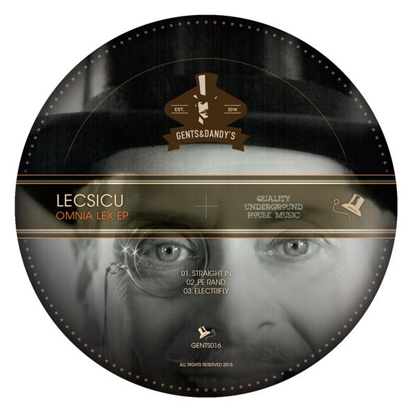 GENTS016 Lecsicu - Omnia Lex EP