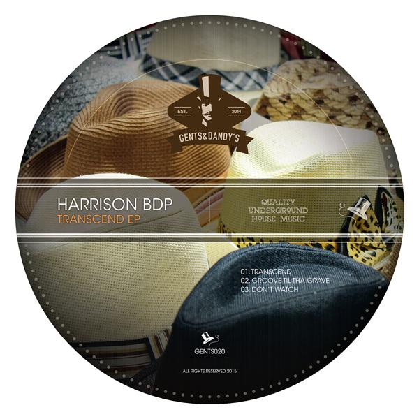 GENTS020 Harrison BDP - Transcend EP