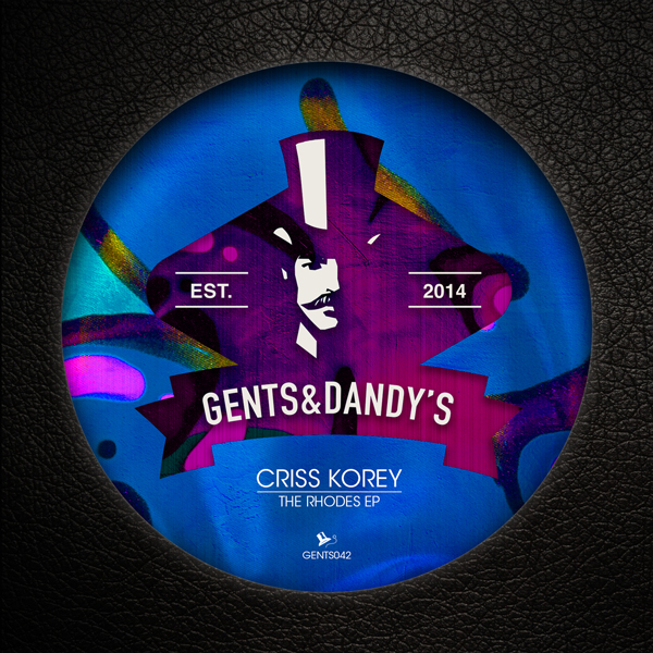 GENTS042 Criss Korey - The Rhodes EP