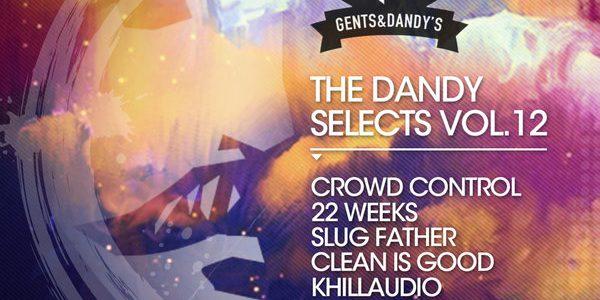 GENTS109 - VA - The Dandy Selects Vol 12