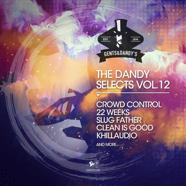 GENTS109 - VA - The Dandy Selects Vol 12