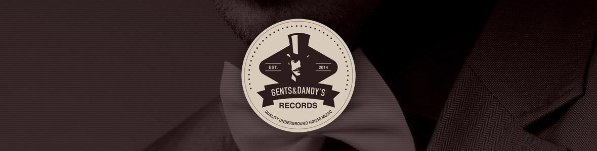 Gents & Dandy's Records - Header