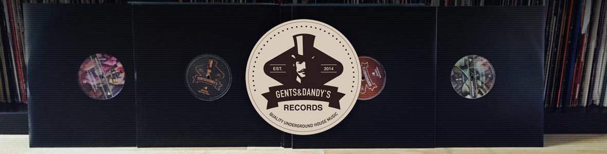 Gents & Dandy's Records - Header3