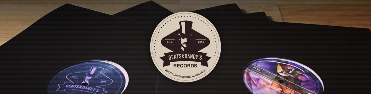 Gents & Dandy's Records - Header4