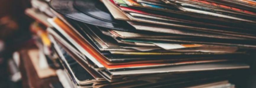 Vinyl Records Contact Form