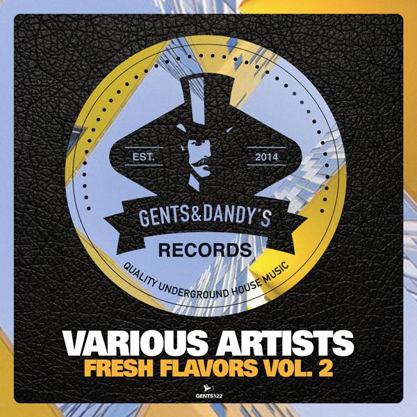 GENTS122 - VA - Fresh Flavors Vol. 2