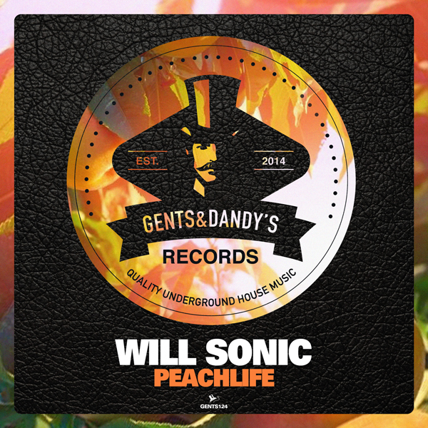 GENTS124 - Will Sonic - Peachlife EP