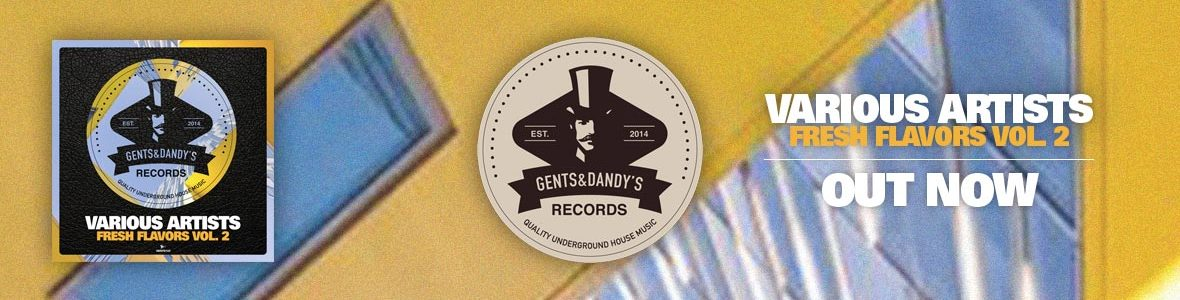 Gents & Dandy's Records - Header 122 - VA - Fresh Flavors Vol. 2