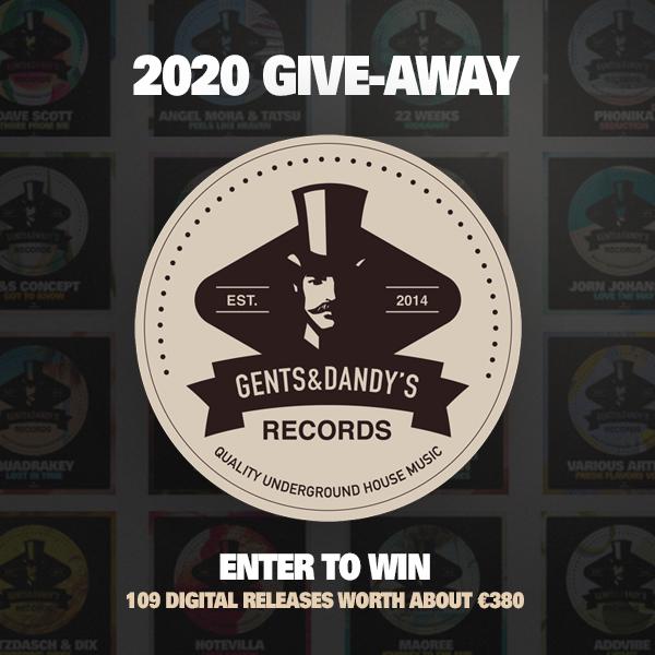 Full Digital Bandcamp Discography Give-away 2020.