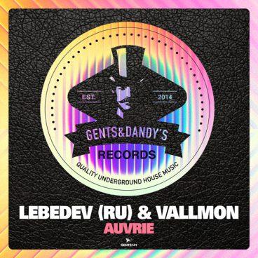 GENTS141 - Lebedev (RU) & Vallmon - Auvrie