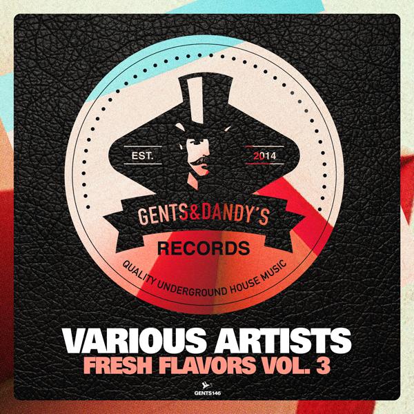 GENTS146 - VA - Fresh Flavors Vol. 3
