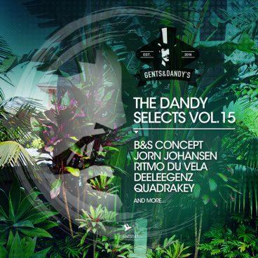 GENTS147 - VA - The Dandy Selects Vol. 15